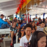 1/16  Travel to Puerto Guarara - Mindoro Island